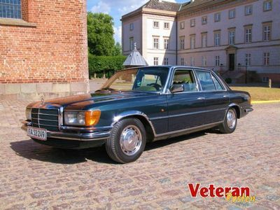 gebraucht Mercedes 280 MercedesSE 2,8 aut. W116