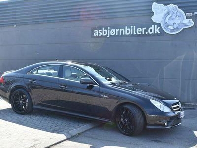 usata Mercedes CLS63 AMG 6,3 AMG aut.