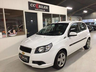 brugt Chevrolet Aveo 1,2 LS