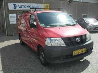 usata Toyota HiAce 2,5 D-4D 95 lang Komf.