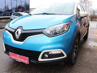 käytetty Renault Captur 1,2 TCe 120 Dynamique EDC