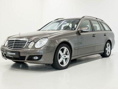 brugt Mercedes E220 2 CDi Classic stc. aut.