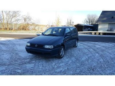 gebraucht VW Polo 1,4 variant 2001