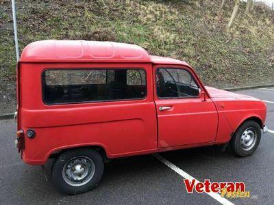 brugt Renault R4 F4