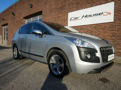 gebraucht Peugeot 3008 1,6 HDi 114 Style