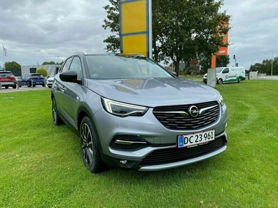 brugt Opel Grandland X 1,6 Hybrid Cosmo Prestige aut.