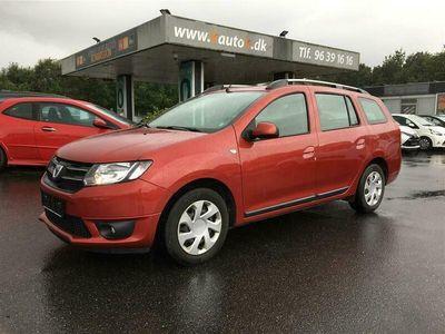 brugt Dacia Logan 1,5 DCi Ambiance 90HK Van