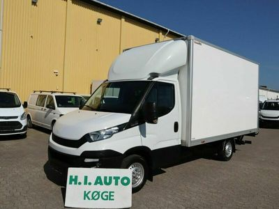 brugt Iveco Daily 2,3 35S13 Alukasse m/lift AG8
