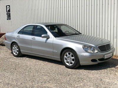 brugt Mercedes S500 5,0 aut. lang
