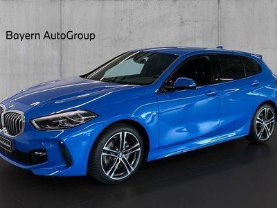 brugt BMW 120 d 2,0 M-Sport xDrive aut.