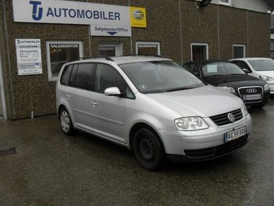 used VW Touran 1,9 TDi 105 Trendline