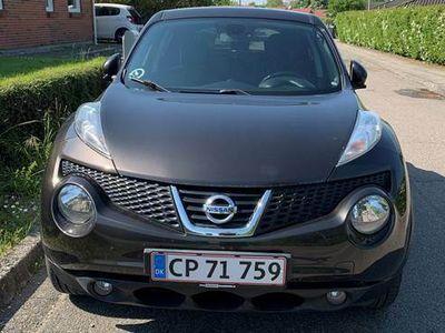brugt Nissan Juke 1,6 Tekna 5d