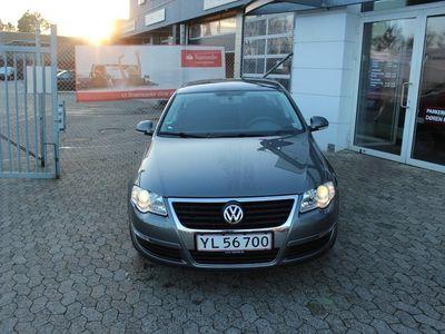 brugt VW Passat 2,0 FSi Comfortline