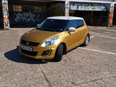 usata Suzuki Swift 1,2 16V ECO+ Limited 94HK 5d