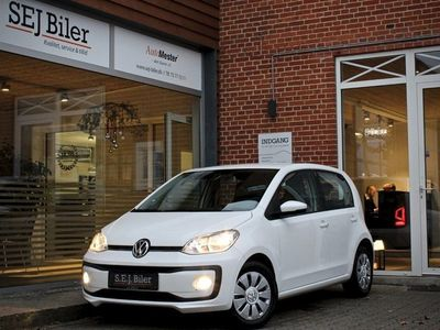 begagnad VW up! up! 1,0 MPI move60HK 5d