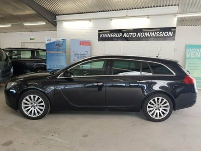 brugt Opel Insignia 1,6 T 180 Cosmo ST
