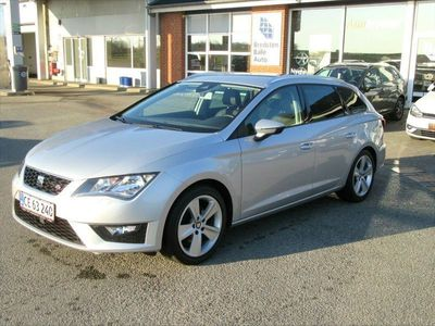brugt Seat Leon ST TSi 180 FR