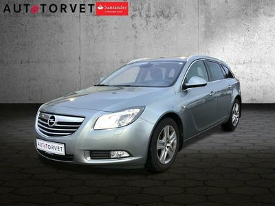 brugt Opel Insignia 2,0 CDTi 160 Edition ST