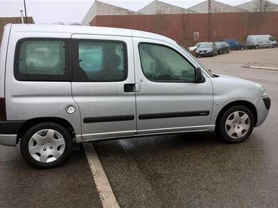 brugt Citroën Berlingo 1,6 i 16V Multispace Clim 110HK