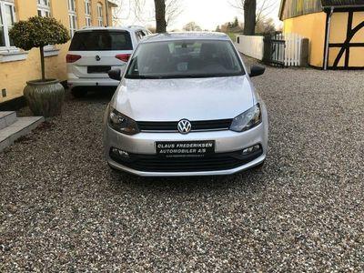 brugt VW Polo 1,4 TDi 75 Trendline BMT