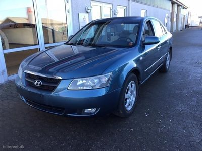 usata Hyundai Sonata 2,4 162HK