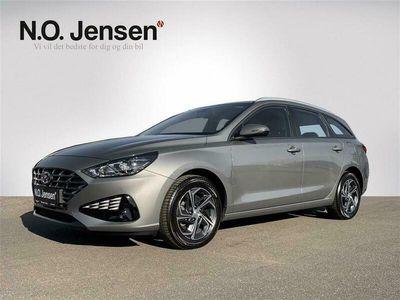 brugt Hyundai i30 Cw 1,0 T-GDI Essential DCT 120HK Stc 7g Aut.
