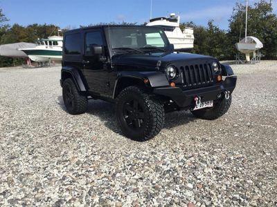 brugt Jeep Wrangler 2,8 CRD 4x4 177HK 5d Aut.