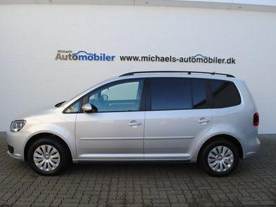 brugt VW Touran TDi 105 Comfortline BMT Van