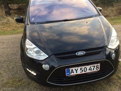 brugt Ford S-MAX 2,0 TDCi DPF Titanium 163HK 6g Aut.