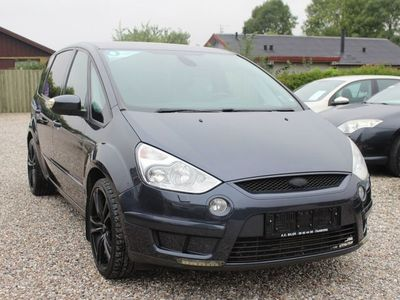 brugt Ford S-MAX 2,0 TDCi 140 Trend Collection 7prs