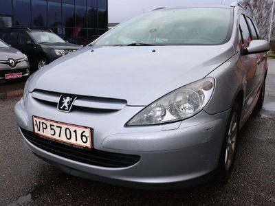 usado Peugeot 307 2,0 SW 7prs
