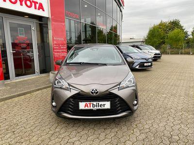 brugt Toyota Yaris 1,0 VVT-I T2 Premium 69HK 5d A+