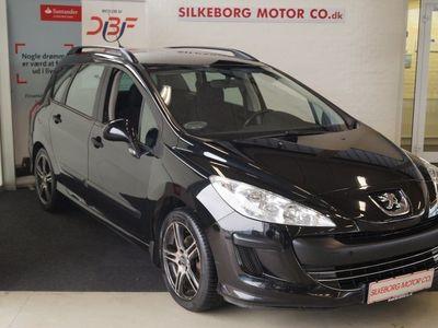 käytetty Peugeot 308 1,6 HDi 109 Comfort+ SW