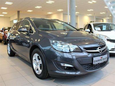 brugt Opel Astra 6 CDTi 110 Enjoy ST eco