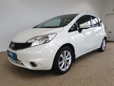 used Nissan Note 1,5 DCi Tekna 90HK 5d