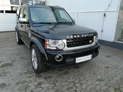 używany Land Rover Discovery 3,0 SD V6 HSE 4x4 258HK 5d 8g Aut.