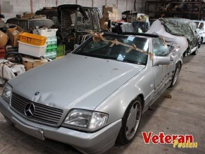 brugt Mercedes SL500 MercedesW129