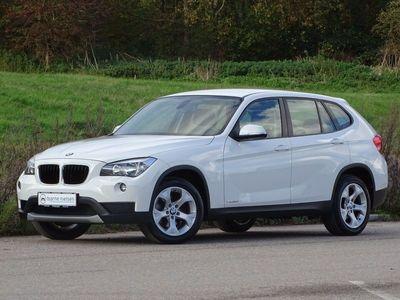 brugt BMW X1 2,0 sDrive18d