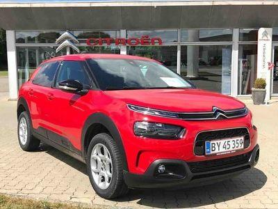 brugt Citroën C4 Cactus 1,6 Blue HDi Shine start/stop 100HK 5d