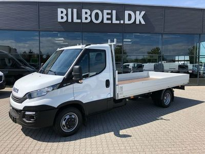 brugt Iveco Daily 2,3 35C16 4100mm Lad