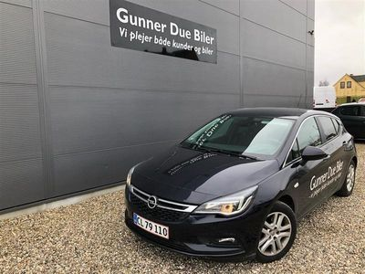 brugt Opel Astra 1,4 Turbo ECOTEC Excite 150HK 5d 6g