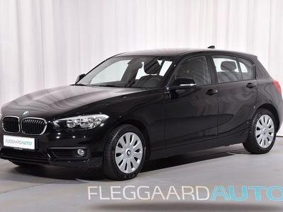 brugt BMW 118 d 2,0 D Aut. 150HK 5d