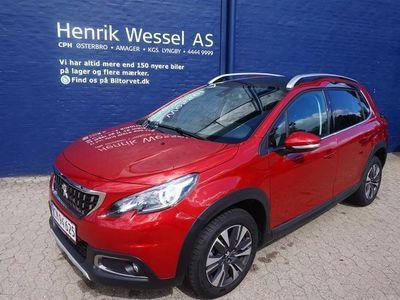 brugt Peugeot 2008 1,5 BlueHDi Prestige 100HK A++