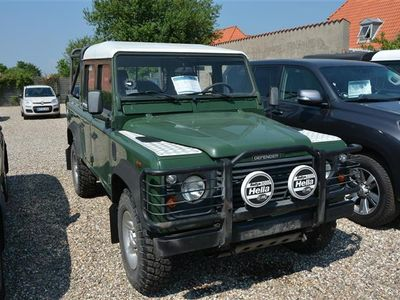 "brugt Land Rover Defender 110"" Adventure Dobb Cab 2,5 TD5 4 dørs 122HK Pick-Up"