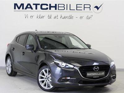 brugt Mazda 3 2,0 Skyactiv-G Optimum 120HK 6g Aut.