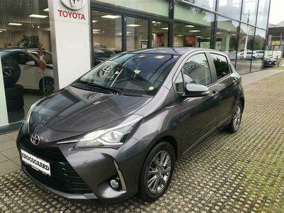 brugt Toyota Yaris 15 VVT-I T2 Premium 111HK 5d 6g