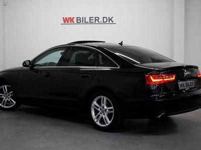 brugt Audi A6 2,8 FSi 204 Multitr.