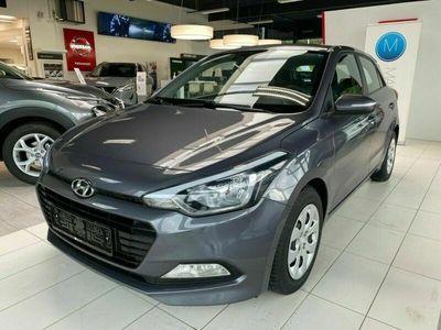 brugt Hyundai i20 T-GDi Trend Vision