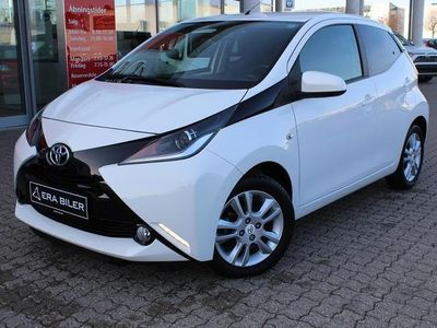 gebraucht Toyota Aygo 1,0 VVT-I X-Cellence 69HK 5d