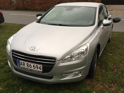 usado Peugeot 508 2,0 HDI 140 HK 4-D